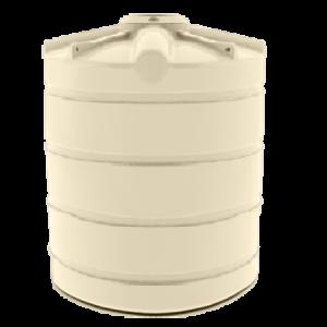 2000L maxiplas round tank